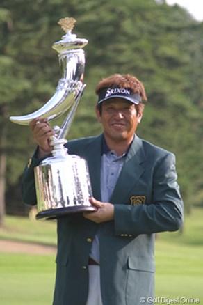 日韓戦組スコアを伸ばせず ベテラン加瀬秀樹が8年ぶりの優勝