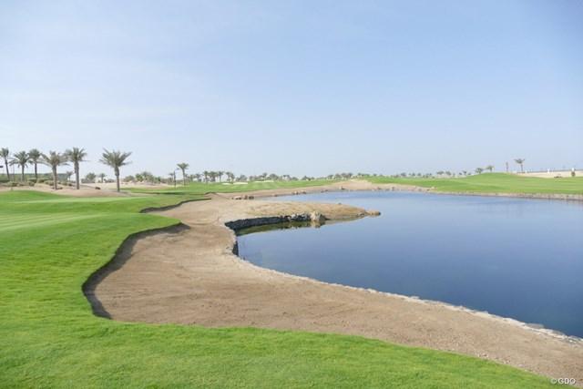 プロツアーを初開催するサウジアラビアの新コース(撮影は昨年4月)