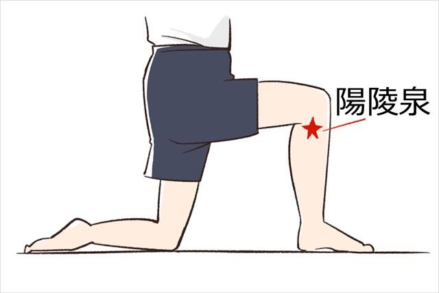 <プラス1>ゴルフに役立つツボ 第1回:すっきり起きるために!ラウンド前夜にお勧めの4つ 脚のむくみを抑えてだるさも解消しましょう