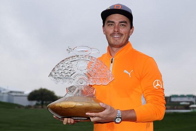 一時は首位を明け渡したが…ファウラーが念願の「フェニックスオープン」初優勝(Christian Petersen/Getty Images)
