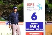2019年 ISPS HANDA ヴィックオープン 3日目 池田勇太