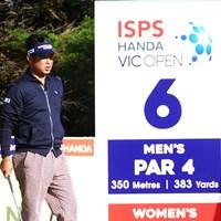 池田勇太は1打差で最終ラウンドに進めなかった 2019年 ISPS HANDA ヴィックオープン 3日目 池田勇太