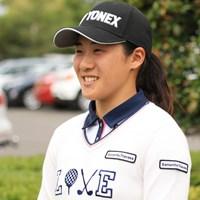 オーストラリアでプロ2戦目に挑む山口すず夏 2019年 ISPS HANDA オーストラリア女子オープン 事前 山口すず夏