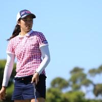 山口すず夏は最終ホールでまさかの「8」 2019年 ISPS HANDA オーストラリア女子オープン 初日 山口すず夏