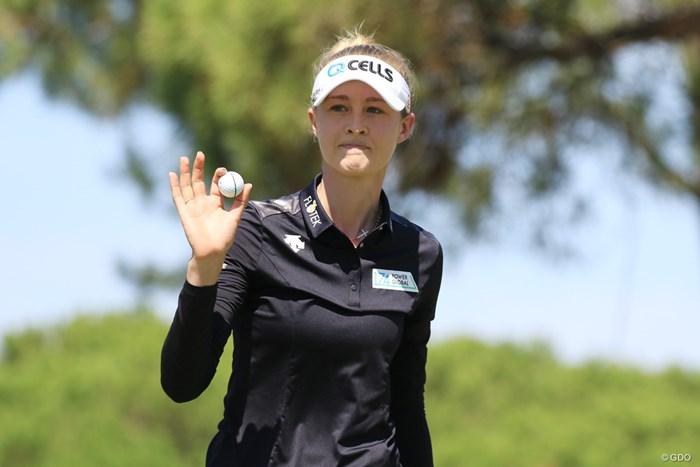 ネリー・コルダが逃げ切りで通算2勝目を挙げた 2019年 ISPS HANDA オーストラリア女子オープン 最終日 ネリー・コルダ