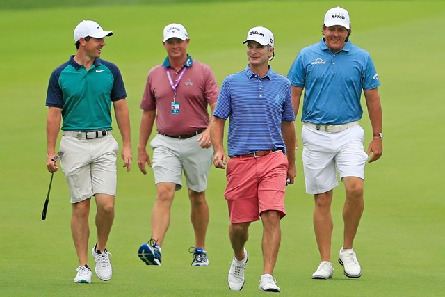 ゴルフ 結果 男子 アメリカ