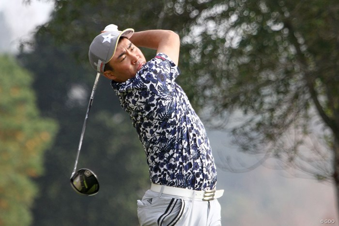 20歳の小斉平優和が初めて米PGAツアーに挑戦する ※撮影は2018年ファイナルQT 2019年 プエルトリコオープン 事前 小斉平優和
