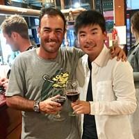 今週はオーストラリアで再会したレオン選手のお話です 2019年 ISPS HANDA ヴィックオープン 3日目 ヒューゴ・レオン 川村昌弘