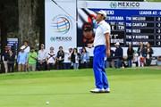 2019年 WGCメキシコ選手権 2日目 松山英樹