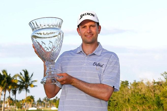 27歳のマーチン・トライナーが初優勝