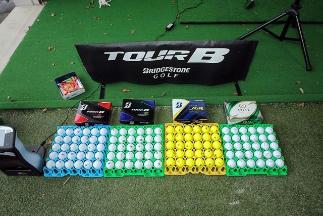 性質が異なる4種類のボール。あなたに一番合うのはどれ?