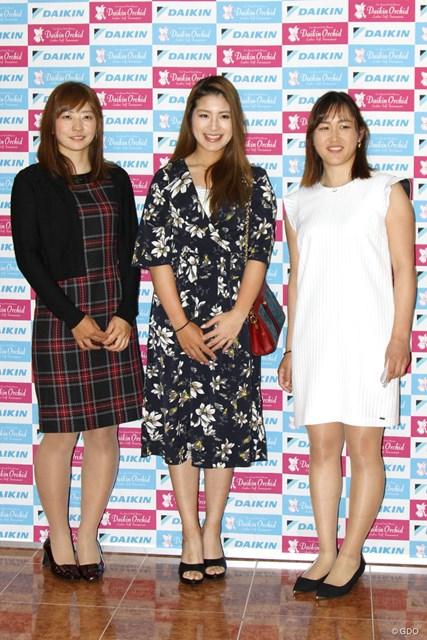 (左から)斉藤愛璃、大西葵、新海美優