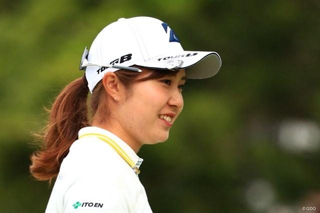2019年 ダイキンオーキッドレディスゴルフトーナメント 初日 大里桃子 開幕から好調