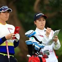 じわりじわり追い上げ 2019年 ダイキンオーキッドレディスゴルフトーナメント 2日目 福田真未