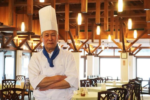 東筑波カントリークラブ(茨城県)の高山正名料理長