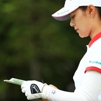 性格がにじみ出てるね 2019年 ダイキンオーキッドレディスゴルフトーナメント 最終日 新垣比菜