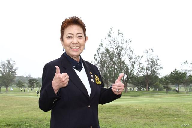 """""""LPGAの顔""""として定年まで理事を全うした女子プロゴルファー・鈴木美重子"""