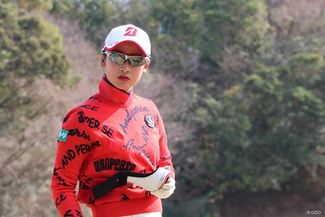 松田鈴英は今週も優勝争いに名乗りを上げる