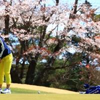 裏から猛チャージ 2019年 ヨコハマタイヤゴルフトーナメント PRGRレディスカップ 2日目 有村智恵