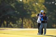 2019年 ヨコハマタイヤゴルフトーナメント PRGRレディスカップ 2日目 表純子