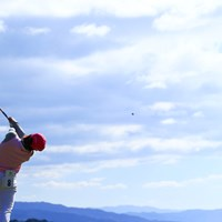 高知の山々を見下ろして 2019年 ヨコハマタイヤゴルフトーナメント PRGRレディスカップ 2日目 田中瑞希