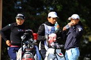 2019年 ヨコハマタイヤゴルフトーナメント PRGRレディスカップ 2日目 小祝さくら 横峯さくら