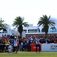 10番ティショット 2019年 ヨコハマタイヤゴルフトーナメント PRGRレディスカップ 最終日 鈴木愛
