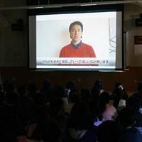 石川遼は5分間ほどのビデオメッセージを送った 2019年 石川遼 ビデオメッセージ