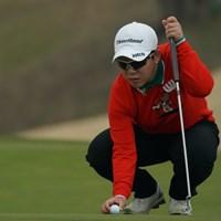 申ジエが首位で発進した 2019年 Tポイント×ENEOSゴルフトーナメント 初日 申ジエ