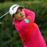 鈴木愛が1打差2位で発進した 2019年 Tポイント×ENEOSゴルフトーナメント 初日 鈴木愛