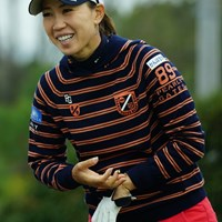 今年は優勝が見られそうですね。 2019年 Tポイント×ENEOSゴルフトーナメント 初日 上田桃子