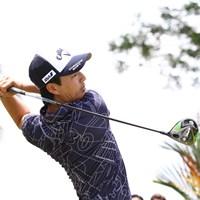 石川遼は「74」とスコアを落とした 2019年 メイバンク選手権 2日目 石川遼