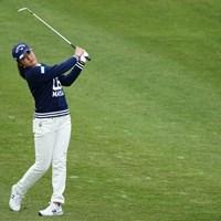 ショットからパットまでオールラウンダーのイメージです。 2019年 Tポイント×ENEOSゴルフトーナメント 2日目 稲見萌寧