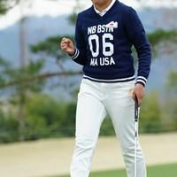 16番バーディで静かにガッツポーズ! 2019年 Tポイント×ENEOSゴルフトーナメント 2日目 稲見萌寧