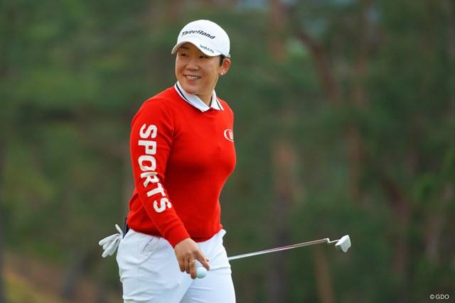 2019年 Tポイント×ENEOSゴルフトーナメント 最終日 申ジエ 今季初優勝を逃した申ジエ
