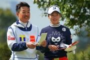 2019年 Tポイント×ENEOSゴルフトーナメント 最終日 松田鈴英