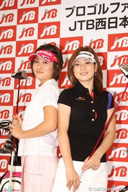 まさに美人姉妹!地元大阪の期待を背負って、プロ1年目に挑む!