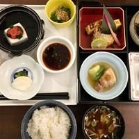 インドの日系ホテルの朝食。ほんとに日本にいるみたい 2019年 ヒーローインディアンオープン 事前 インドの朝食