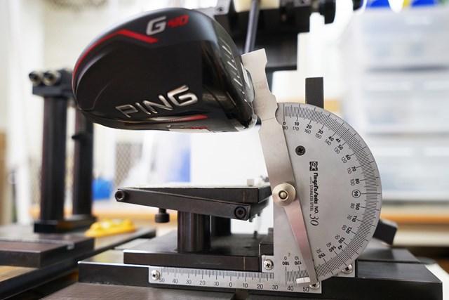 純正シャフトは先端部分が大きめに動くので、つかまりが良く高弾道が打ちやすい