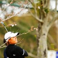 2分咲き 2019年 アクサレディスゴルフトーナメント in MIYAZAKI 初日 野澤真央
