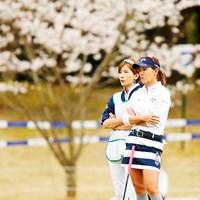 姉妹船 2019年 アクサレディスゴルフトーナメント in MIYAZAKI 初日 藤田光里