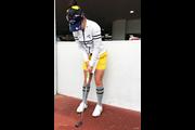 2019年 アクサレディスゴルフトーナメント in MIYAZAKI 初日 河本結