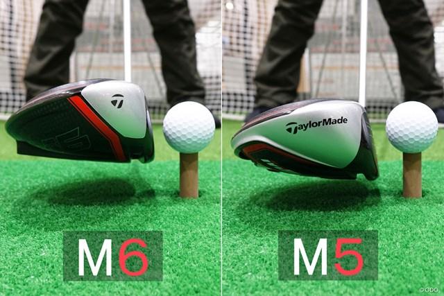 M6 ドライバー/ヘッドスピード別試打 ヘッドの厚みに関してもほとんど差はなく、意見が分かれるところ