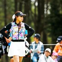 激おこぷんぷん丸 2019年 アクサレディスゴルフトーナメント in MIYAZAKI 2日目 臼井麗香