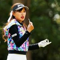 「魚がしは日本一よ!」 2019年 アクサレディスゴルフトーナメント in MIYAZAKI 2日目 臼井麗香