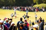 2019年 アクサレディスゴルフトーナメント in MIYAZAKI 2日目 上田桃子 三浦桃香 ささきしょうこ