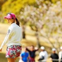 上田桃子は若手たちの優勝争いに割って入れるか 2019年 アクサレディスゴルフトーナメント in MIYAZAKI 2日目 上田桃子