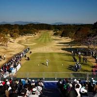 この後ファー 2019年 アクサレディスゴルフトーナメント in MIYAZAKI 最終日 原英莉花