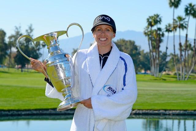 前年大会で初優勝をメジャーで飾ったP.リンドベリ(Robert Laberge/Getty Images)