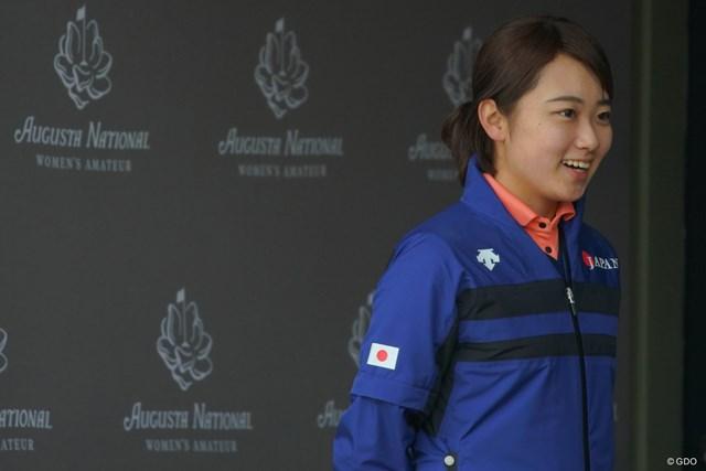 マスターズ、オーガスタナショナルGCが主催する初の女子アマ大会に臨む安田祐香